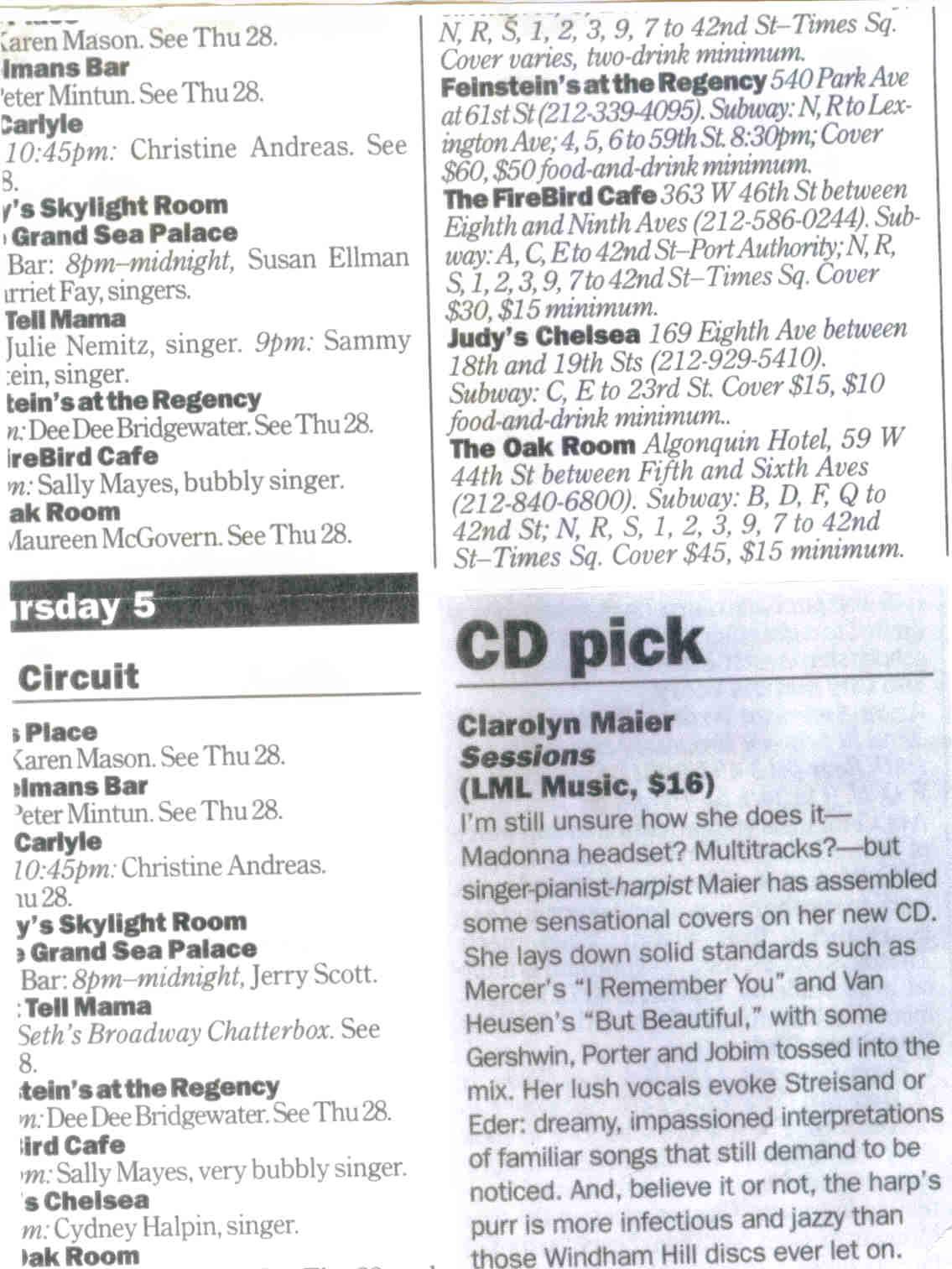 CD Pick